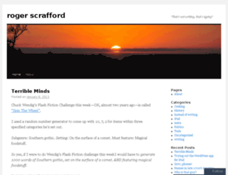 rogerscrafford.net screenshot