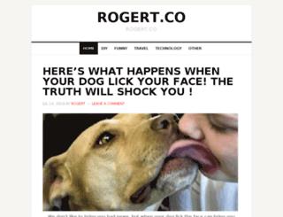 rogert.co screenshot
