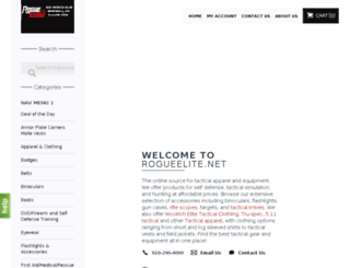 rogueelite.com screenshot