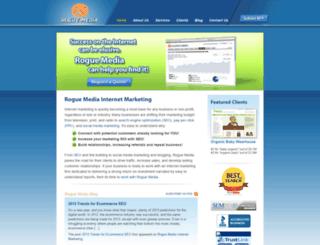 roguemediaonline.com screenshot