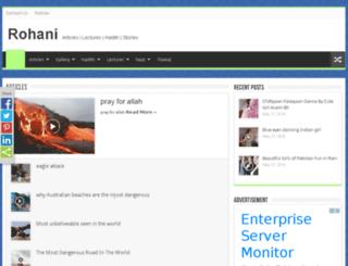 rohani.gq screenshot