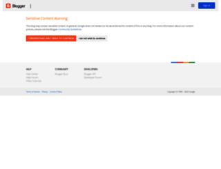 rohingyablogger.com screenshot