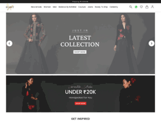 rohitbal.com screenshot