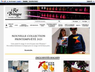 roidebretagne.com screenshot