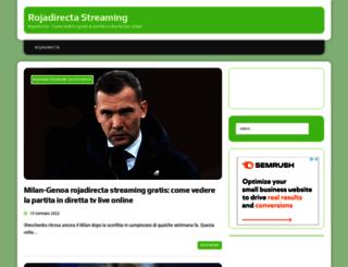rojadirectastreaming.com screenshot