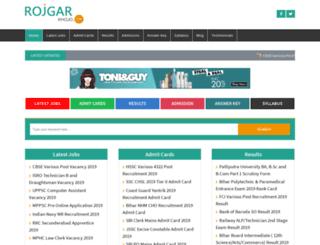 rojgarkhojo.com screenshot