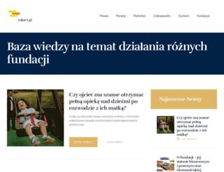 rokor1.pl screenshot