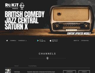 rokradio.com screenshot