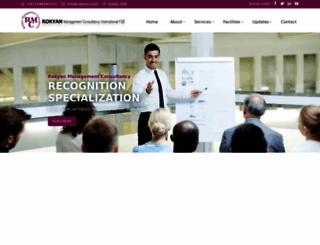 rokyan.com screenshot