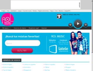 rol.paraguay.com screenshot