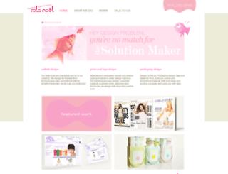 rolanael.com screenshot