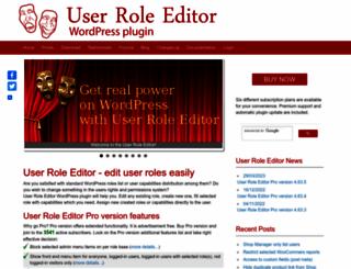 role-editor.com screenshot