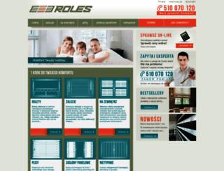 roles.pl screenshot