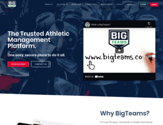 rolesvillemiddle.bigteams.com screenshot