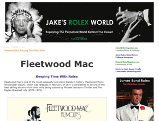 rolexblog.blogspot.com screenshot
