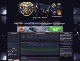 rolhogwarts.activosforos.com screenshot