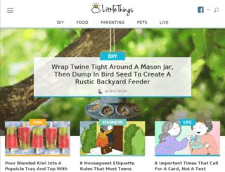 roll-over.littlethings.com screenshot