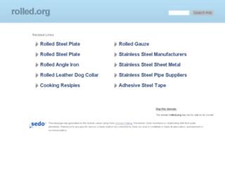 rolled.org screenshot