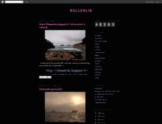 rollerlib.blogspot.com screenshot