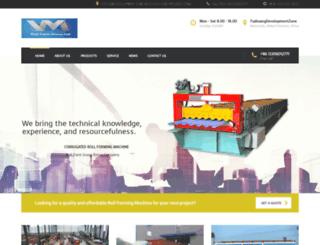 rollformingequipment.net screenshot