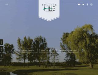 rollinghills.clublink.ca screenshot