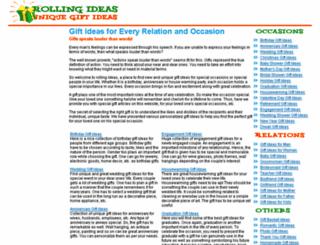 rollingidea.com screenshot