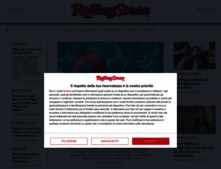 rollingstone.it screenshot