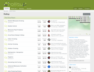 rollitup.org screenshot