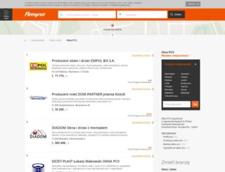 rolmet.firmy.net screenshot