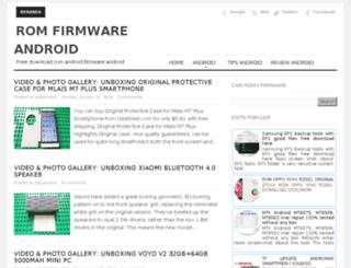 rom-firmwareandroid.blogspot.com screenshot