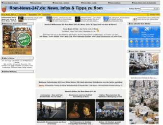 rom-news-247.de screenshot
