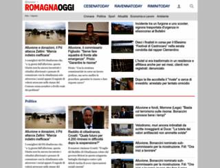romagnaoggi.it screenshot