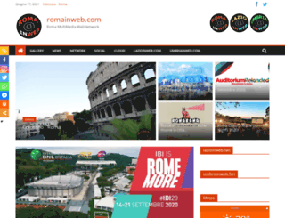 romainweb.com screenshot