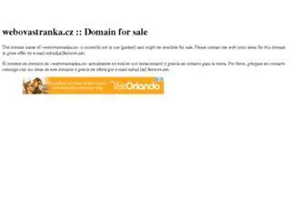 roman.webovastranka.cz screenshot