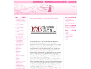 romance-fire.com screenshot