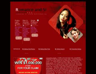 romancenstyle.com screenshot