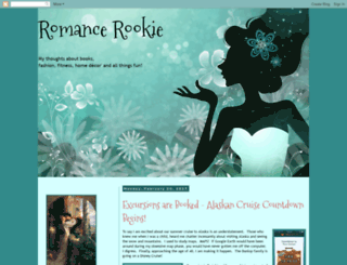 romancerookie.blogspot.com screenshot