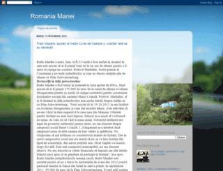 romania-mariei.blogspot.com screenshot