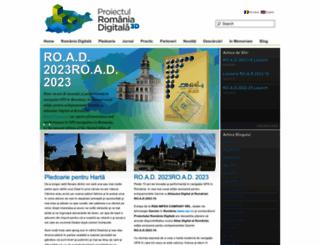 romaniadigitala.ro screenshot