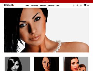 romante.com screenshot