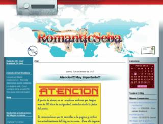 romanticseba.com.ar screenshot