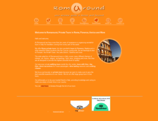 romaround.com screenshot