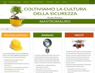 romasicurezzalavoro.it screenshot