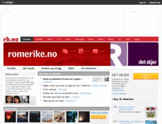 romerike.no screenshot
