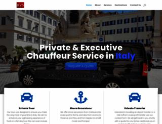 romevanservice.com screenshot