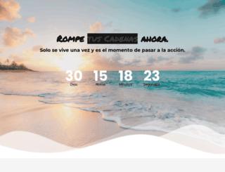 rompetuscadenas.com screenshot