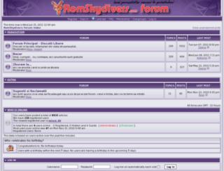romskydivers.com screenshot
