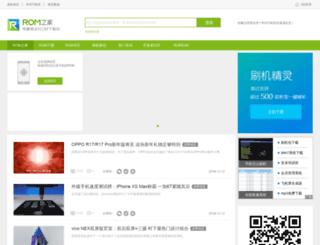 romzj.com screenshot