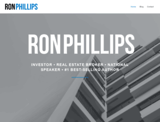 ron-phillips.com screenshot