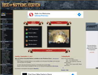 ron.heavengames.com screenshot
